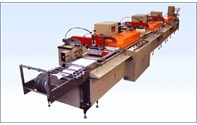 Automatic Multi-color Trademark Silkscreen Printing Press
