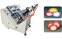Fast Food Paper Plate Forming Machine
