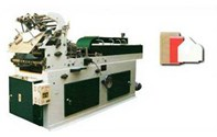 Type Automatic Sealing & Pasting Machine